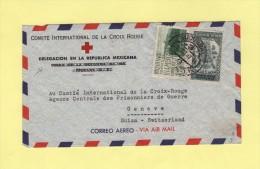Comite International De La Croix Rouge - Mexique Mexico - 1947 - Mexique