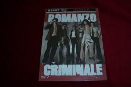 ROMANZO CRIMINALE  DOUBLE DVD - Policiers