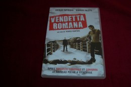 VENDETTA ROMANA - Policiers