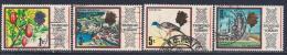 Trinidad & Tobago, Scott # 144-7 Used Various Subjects, 1969 - Trinidad & Tobago (1962-...)