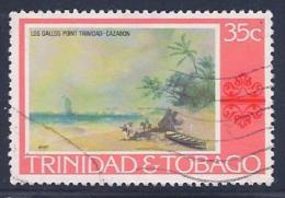 Trinidad & Tobago, Scott # 265 Used Painting, 1976 - Trinidad & Tobago (1962-...)