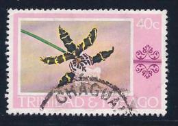 Trinidad & Tobago, Scott # 286 Used Orchid, 1978 - Trinidad & Tobago (1962-...)