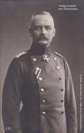 1917 D. Reich MILITARIA, BESSERE  Karte Kriegsminister von Falkenhayn. MK