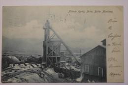 Cpa Minnie Healy Mine , Butte Montana 1906 - Très Rare - AT01 - Butte