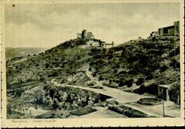 MAZZARINO - ANTICO CASTELLO    -   -F G -  VIAGGIATA -1941 - Caltanissetta