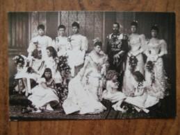 41032 REPRODUCTION NOSTALGIA POSTCARD: Royal Wedding, 1893. - Postcards