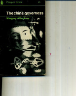 THE CHINA GOVERNESS MARGERY ALLINGHAM  266 PAGES 1963 - Romans