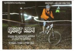 Night Ride - Dinner On Mountain Refuge - Morzine - Mountain Bike - Cyclisme
