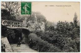 Cassel / Passerelle Des Remparts / Ed. Hahn / 1913 - Cassel