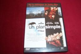 UN PLAN SIMPLE   °°  PRIX SPECIAL DU JURY AU FESTIVAL DU FILM POLICIER DE COGNAC 1999 - Policiers