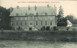 02 Château De COUVRELLES  , Près BRAINE  Vue Du Parc - Francia