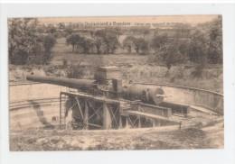 Bredene - Batterie Deutschland à Breedene - Canon Non Recouvert De Blindage - Krieg War Guerre 1914 - 1918 - Bredene