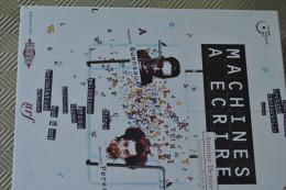 CD-ROM Gallimard 2004  Antoine Denize Machines à écrire Sur Les Pas De Raymond Queneau Et De Georges Perec - CD