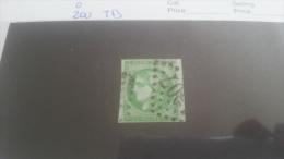 LOT 247611 TIMBRE DE FRANCE OBLITERE N�42B VALEUR 200 EUROS TB