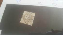LOT 247615 TIMBRE DE FRANCE OBLITERE N�41B VALEUR 325 EUROS