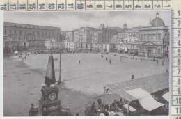 Napoli Piazza Del Mercato - Vecchi Documenti