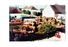 21 - LONGECOURT EN PLAINE Côte D´Or - Garage MOSCHETTO 1964 Matériel Agricole SOMECA Tracteur TELEAVIA - France