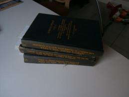 Africa Pilot Vol I, II And III Hydrographic Department Admiralty (Congo, Etc) - Esplorazioni/Viaggi