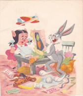 Dessin De BD Véritable De 1950 @ BUG, PETUNIA Et Manchot Penguin Par Warner Bros Cartoons @  Lapin, Edition Cocorico - Books, Magazines, Comics