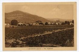 QUISSAC (30) - VUE GENERALE - Quissac