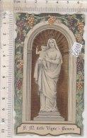 PO0604D# SANTINO MADONNA DELLE VIGNE - GENOVA Tip. Santa Lega Eucaristica - Images Religieuses