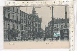 PO0871D# GERMANIA - GERMANY - DORTMUND - AM BURGTHOR    No VG - Dortmund