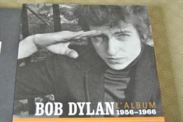 L´Album Bob Dylan 1956-1966 NEUF (1CD Audio) Relié Fayard 2005 De Robert Santelli + 45 Tours (Wigwam & Copper Kettle) - Musique