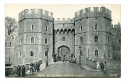 HENRY VIII GATEWAY, WINDSOR CASTLE - Windsor Castle