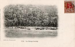 LAOS  -  Le Keng-Luong (de Sesmaisons N°778) - Laos