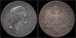 Germany Prussia Wilhelm II 3 Mark 1910A - Non Classés
