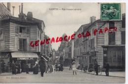 17 - SAINTES -  RUE ALSACE LORRAINE - AUX QUATRE SAISONS - AUTOMOBILINE - EDITEUR BOISSINOT - Saintes