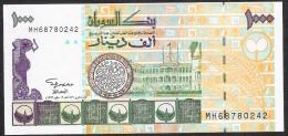 SUDAN   P59b   1000   DINARS    1996    UNC. - Soudan