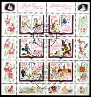DDR, 2610/16, 6 Valeurs. Bicentenaire De La Naissance Des Frères Grimm. Illustrations Des Contes De Grimm. - [6] République Démocratique