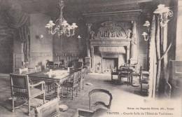 Cp , 10 , TROYES , Grande Salle De L'Hôtel De Vauluisant - Troyes