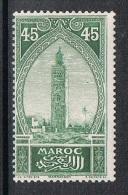 MAROC N°74 N* - Maroc (1891-1956)