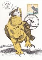 AUTRICHE : FDC : 25 Anniversaire Du Zoo Alpin D´Innsbruck : Carte - FDC