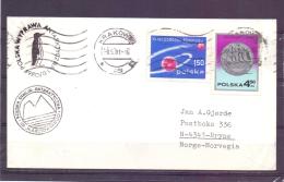 Polska - Polska Wyprawa Antarktydzna - Krakow 9/5/81    (RM7868) - Pingouins & Manchots