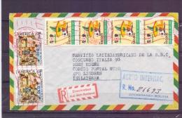 Correos De Bolivia - Copa Mundial  Mexico 86 -  Cochabamba 18/6/86  (RM7921) - Non Classés