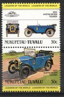 Tuvalu Nukufetau 1985 - Austin Seven Auto Car MNH ** - Tuvalu