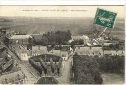 Carte Postale Ancienne Notre Dame De Liesse - Vue Panoramique - France