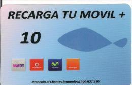TARJETA VENTA EXCLUSOVA EN CANARIAS - Sellos & Monedas