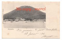 1 CP Guatemala Amapala Port Bateaux - Guatemala