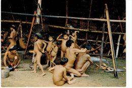 BTEPYS Venezuela Amazonie Familia De Indios Xama-Tari Voir Texte Scan 2 - América