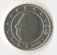 ** 10 CENT BELGIQUE 2000 PIECE NEUVE ** - België