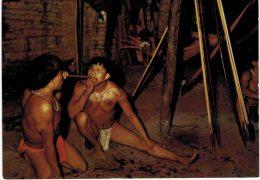 BTEPYS Venezuela Amazonie Indios Guaica Voir Texte Scan 2 - América