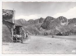 ANDORRE  ANDORRA  APA N°732  PORT D´ENVALIRA (2407m),Refuge  FRAY MIQUEL (n´éxiste Plus) Auto Et Pompe Essence - Andorra