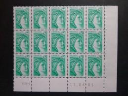 N° 1967 Sabine - Curiosités: 1970-79 Neufs