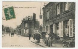 50 -  Ducey          Route De Saint-Hilaire - Ducey