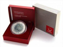Autriche 2013 : 25€ En Argent Et Niobium - Disponible En France - Autriche