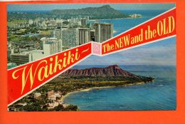 WAIKIKI - The New And The Old - Année 1972 - Etats-Unis